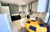 Sheffield Student Apartment - Kitchen/Dining Area