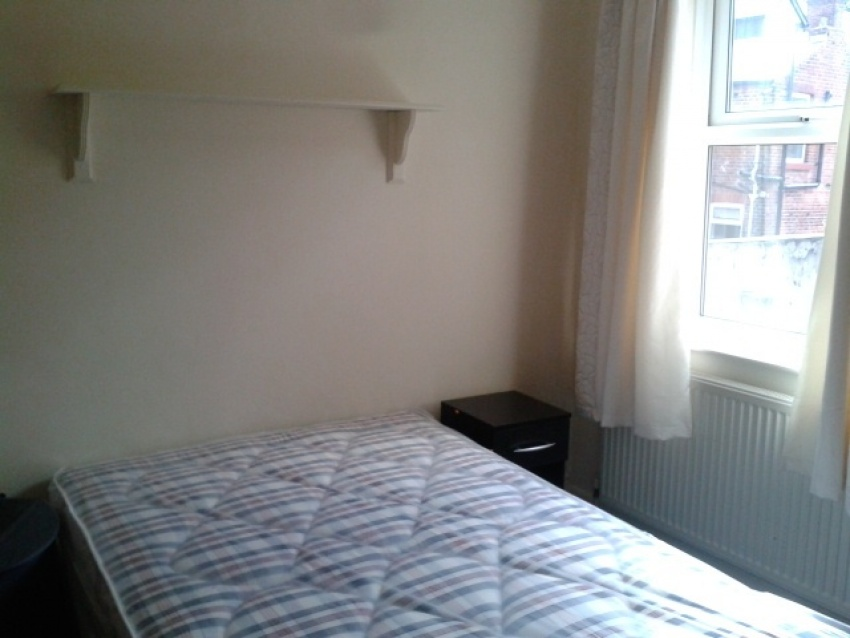 Denham Road, Sheffield Student Accommodation - Bedroom