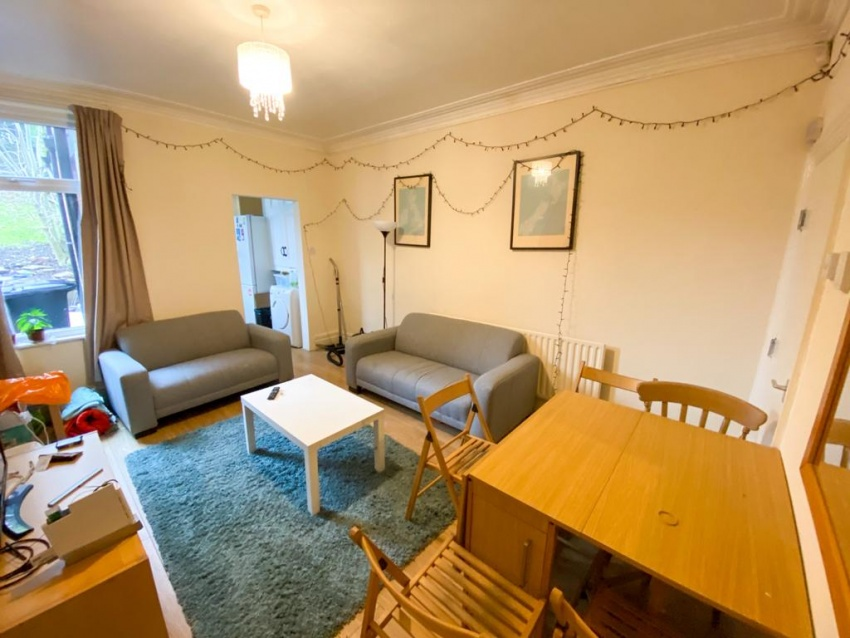 Springvale Road - Sheffield Student House - Lounge