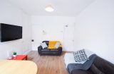 Pomona St, Sheffield Student Housing - Lounge