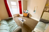 Walton Road, Sheffield Student Housing - Dining Area