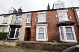 Rosedale Road - Sheffield Student Property - External