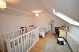 Rosedale Road - Sheffield Student Property - Attic Bedroom