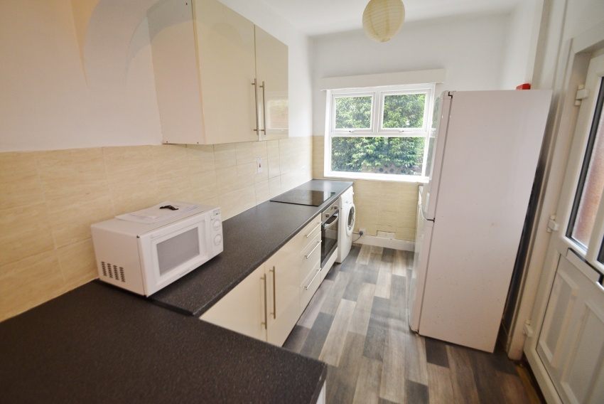 Springvale Road, Sheffield Student Housing - Kitchen