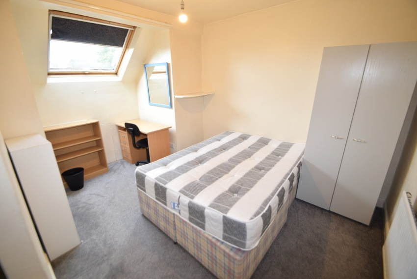 Springvale Road, Sheffield Student Housing - Bedroom