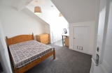 Ecclesall Road, Sheffield Student Property - Bedroom 1