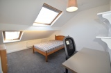 Ecclesall Road, Sheffield Student Property - Bedroom 2
