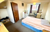 Leamington Street, Sheffield Student Property - Bedroom