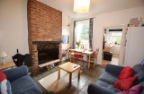 Burns Road - Sheffield Student House - Lounge