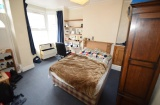 Burns Road - Sheffield Student House - Bedroom