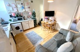 Ecclesall Road, Sheffield Student Property - Living Area