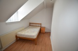Denham Road, Sheffield Student Housing - Attic Bedroom
