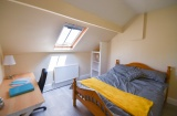 Broomspring Lane, Sheffield Student Housing - Bedroom