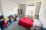 Westbourne Road, Sheffield Student Property - Bedroom