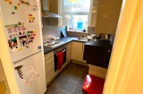 Sheffield Student Flat - Lounge