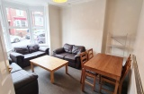 Guest Road - Sheffield Student Housing - Lounge