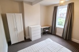 Guest Road - Sheffield Student Property - Bedroom