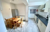 Harefield Road, Sheffield Student Housing - Living/Dining/Kitchen
