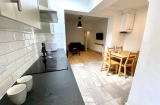 Harefield Road, Sheffield Student Housing - Kitchen/Dining Area
