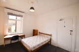 Hoole Road, Sheffield Student Housing - Bedroom