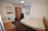 Crookes Road, Sheffield Student Housing - Lounge