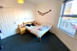 Neill Road, Sheffield Student Housing - Bedroom