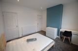 Rosedale Road, Sheffield Student Accommodation - Bedroom