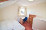 Spring Hill, Sheffield Student Property - Bedroom