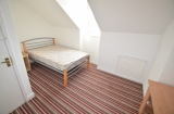 Denham Road - Sheffield Student House - Bedroom