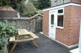 384 Ecclesall Road - Sheffield Student House - Garden