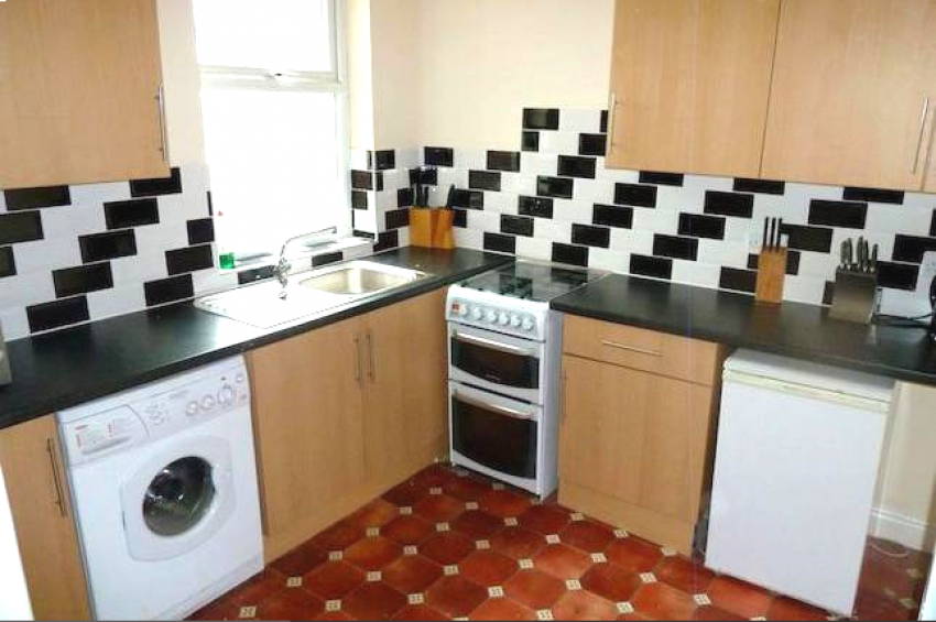 Ecclesall Road, Sheffield Student Accommodation - Kitchen