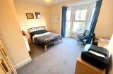 Junction Road, Sheffield Student Property - Bedroom