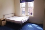 Rossington Road - Sheffield Student House - Bedroom