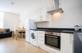 The Cottage, Sheffield Student Housing - Kitchen/Dining/Lounge