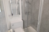 Studio 4, 313a Ecclesall Road, Sheffield Student Property - Shower Room