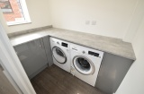 Studio 4, 313a Ecclesall Road, Sheffield Student Property - Laundry Room