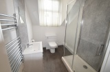 Ecclesall Road - Sheffield Student Flat - Private Shower Room