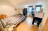 Ecclesall House, Sheffield Student Property - Bedroom