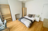 Hunter House Road - Sheffield Student Housing - Bedroom