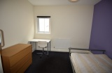 Broomhall Street, Sheffield Student Property - Bedroom