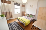 Pomona Street - Sheffield Student Housing - Bedroom 1