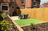 Penrhyn Road, Sheffield Student Housing  - Garden