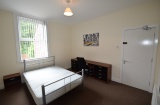 Penrhyn Road - Sheffield Student Property - Attic Bedroom