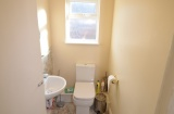 Ecclesall Road - Sheffield Student Flat - WC