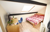 Harefield Road, Sheffield Student Property - Bedroom