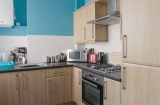 33 Pinner Road - Sheffield Student House - Kitchen