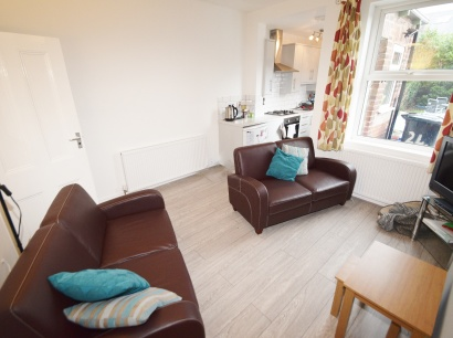 Lydgate Lane, Sheffield Student Housing - Lounge