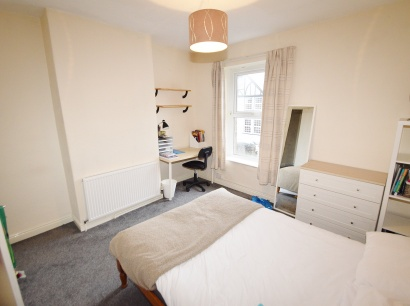 Lydgate Lane, Sheffield Student Housing - Bedroom 2