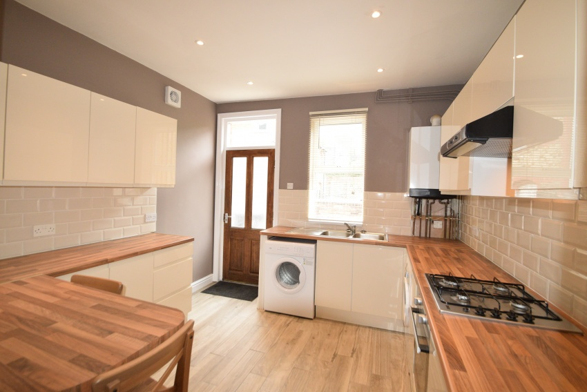 Brocco Bank, Sheffield Student Housing - Kitchen