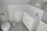 61 Cowlishaw Road - Sheffield Student  Property - Attic Shower room